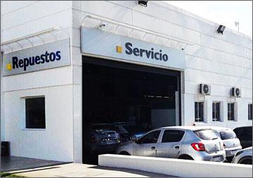 Repuestos Servicios